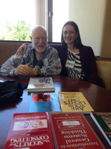 Jerry Weinberg and me (1)